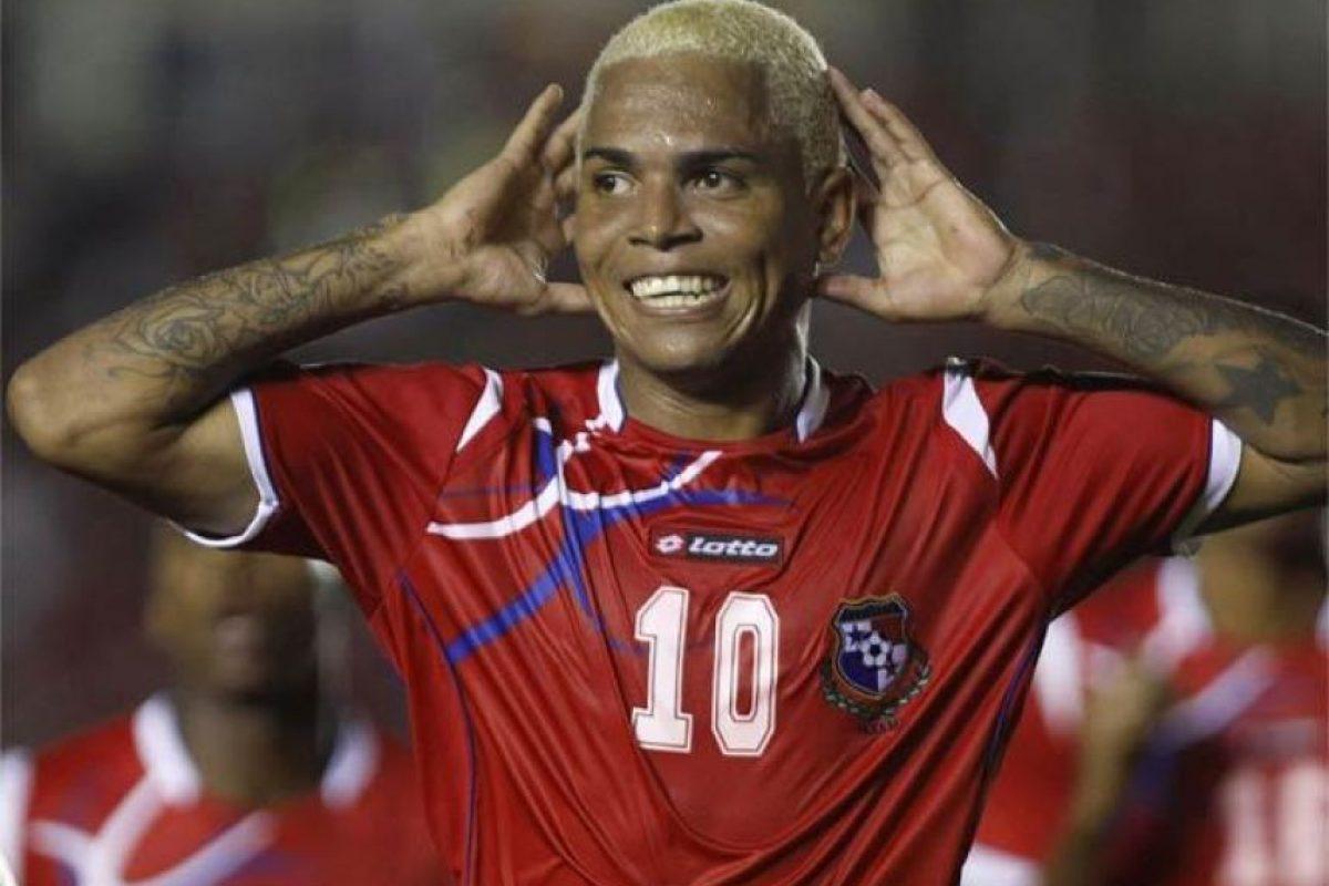 Nelson Barahona (Panamá) Foto:As