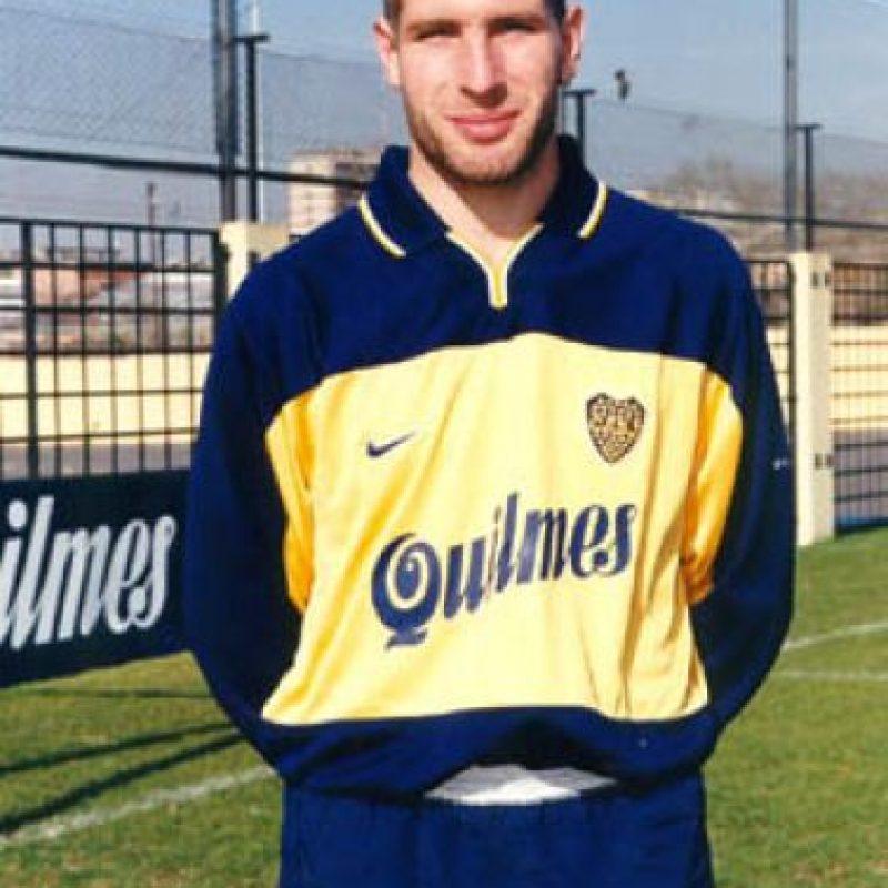 Martín Palermo (Argentina) Foto:maturoldan.blogspot.com