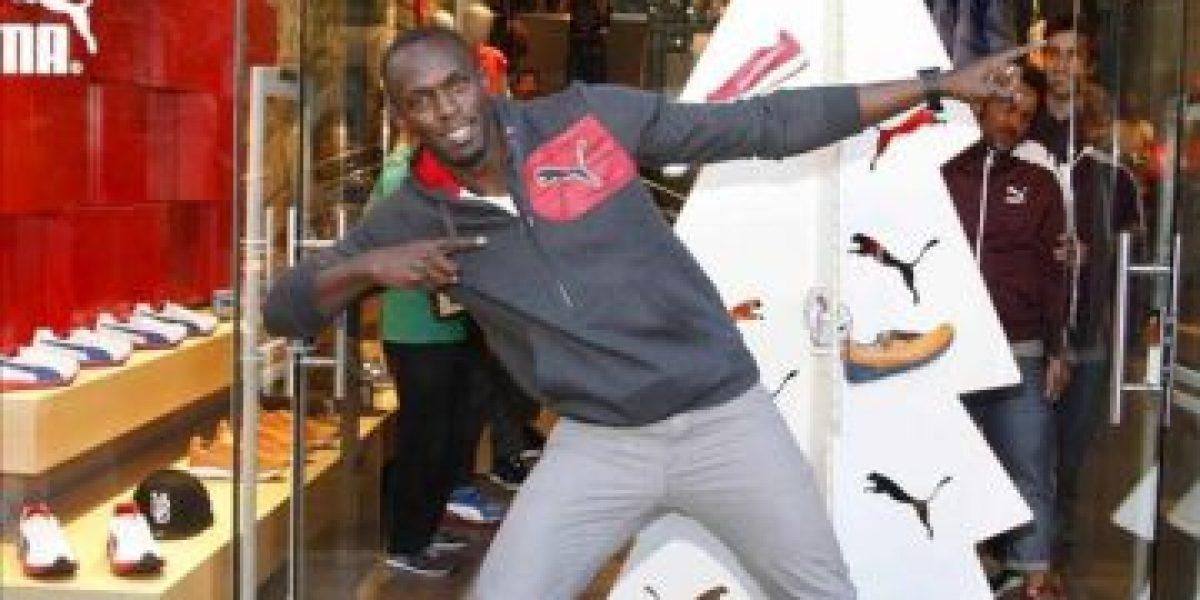 Bolt asegura que en 2013 intentará ser aún más rápido,