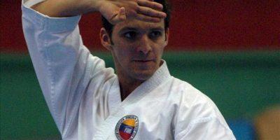 El venezolano Antonio Diaz. EFE/Archivo