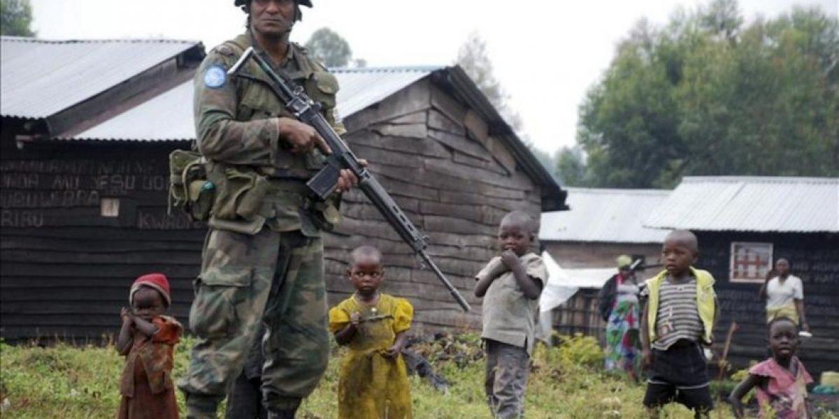 Los líderes africanos exigen a los rebeldes congoleños el fin de las hostilidades