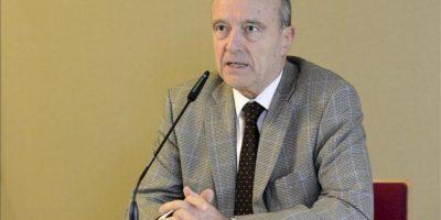 El exprimer ministro francés Alain Juppé. EFE/Archivo