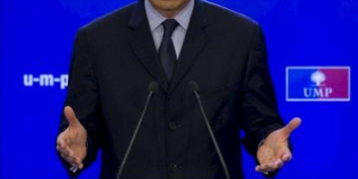 Una comisión interna de la francesa UMP confirma la presidencia de Copé