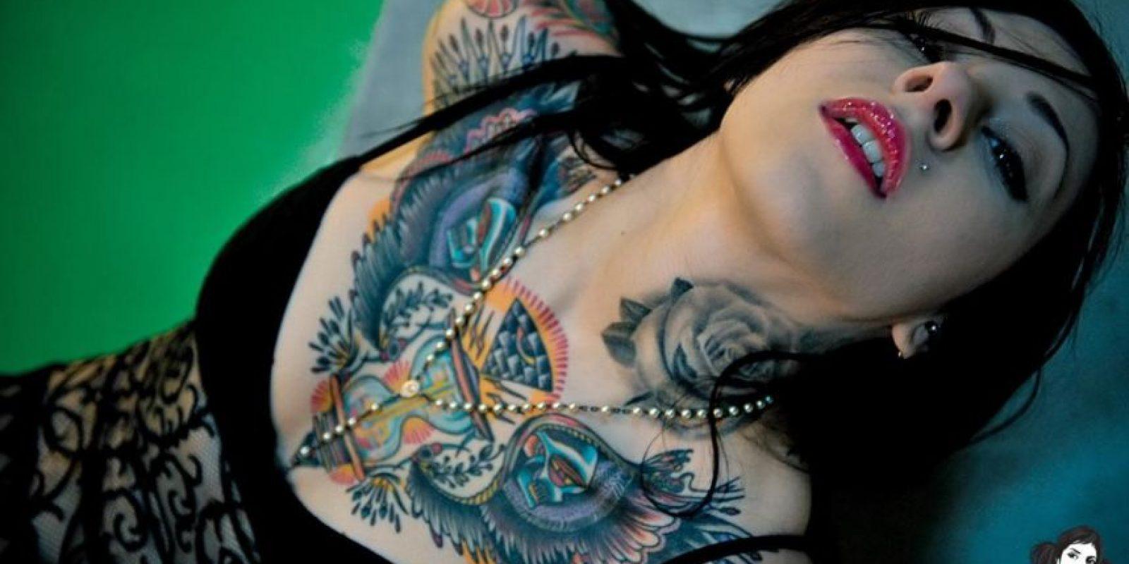 Foto:SuicideGirls.com