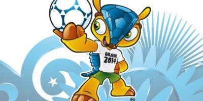 Brasil 2014, Fuleco Foto:FIFA