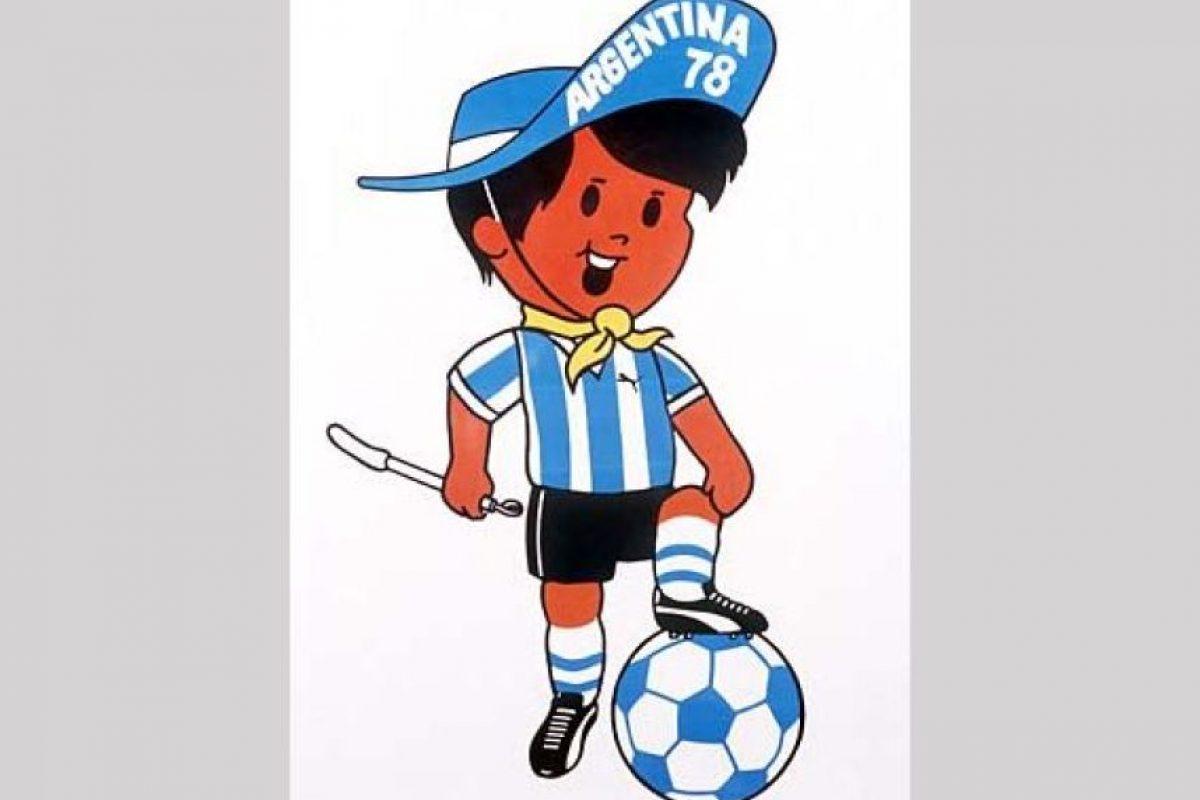 Argentina 1978, Gauchito Foto:Publimetro.mx