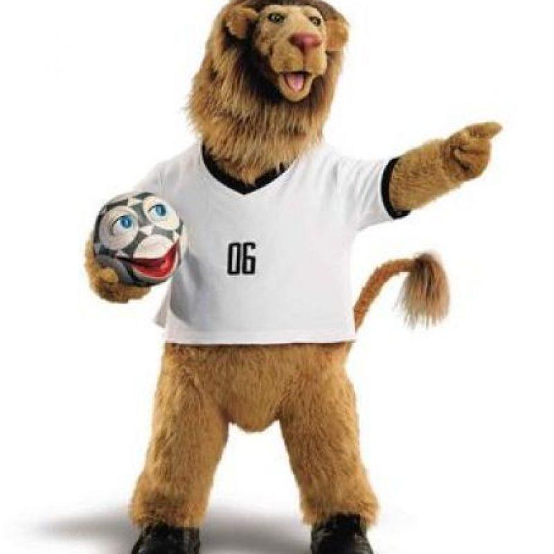Alemania 2006, Goleo y Pille Foto:FIFA