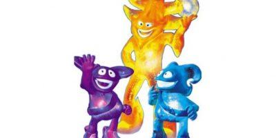 Corea Y Japón 2002, Spheriks: Kaz, Ato y Nik Foto:Publimetro.mx