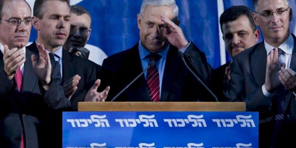 El Likud de Netanyahu gira más a la derecha tras las elecciones primarias