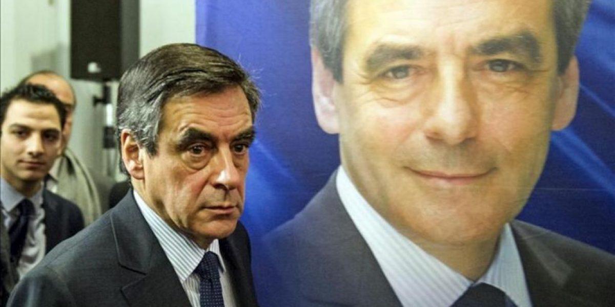 Presionados por Sarkozy, Copé y Fillon abren la puerta a una nueva votación