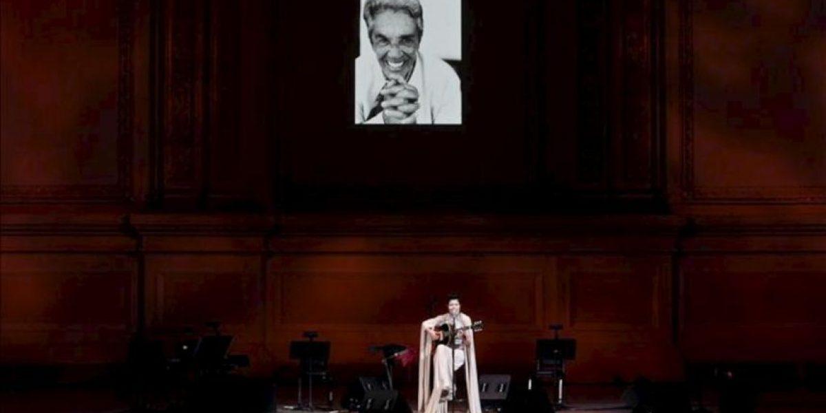 Cantantes unen sus voces en un homenaje a Chavela Vargas en Nueva York