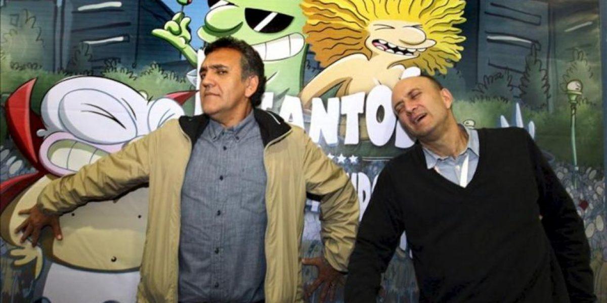 El humor de zombis y antihéroes mexicanos salta de las tiras cómicas al cine
