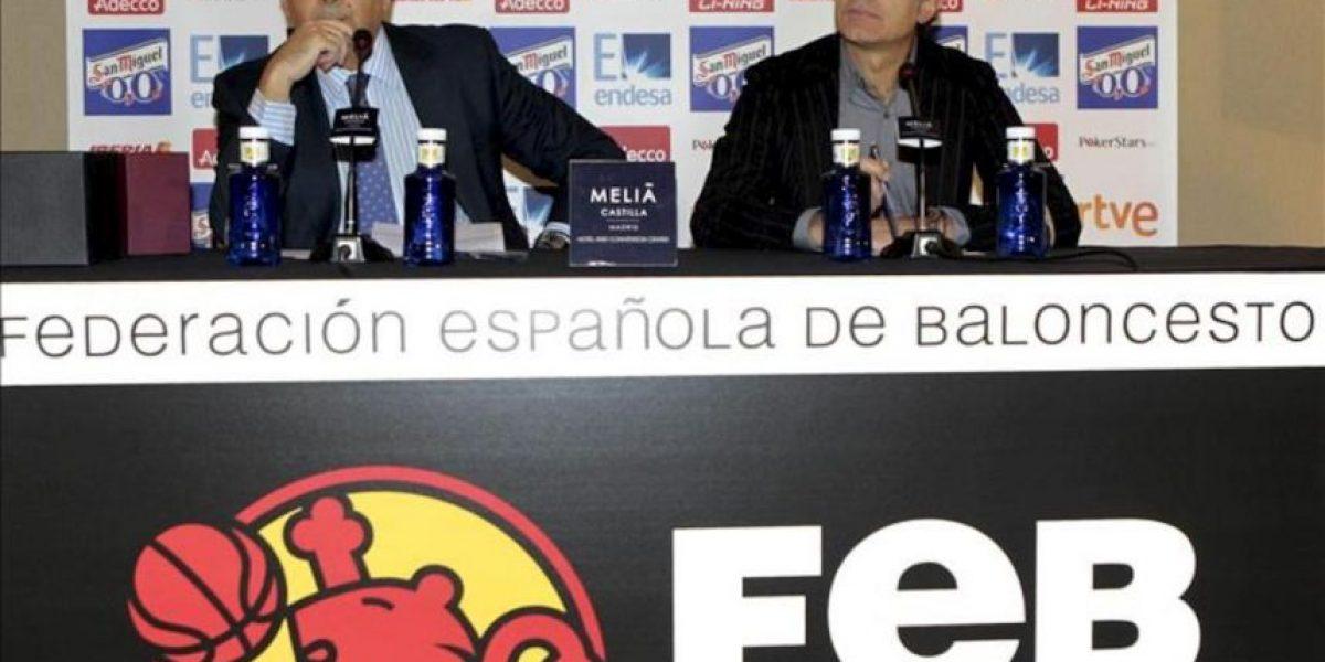 Juan Antonio Orenga sustituye a Sergio Scariolo al frente de la selección española de baloncesto