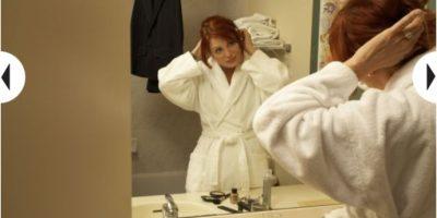 Plancha y secador de pelo y cepillos Foto: Clipart
