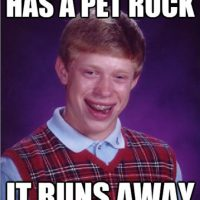Bad Luck Bryan