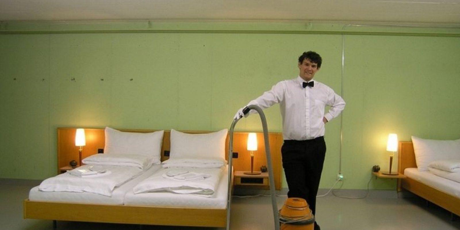 Switzerland's No-Star Hotel Foto:null-stern-hotel.ch