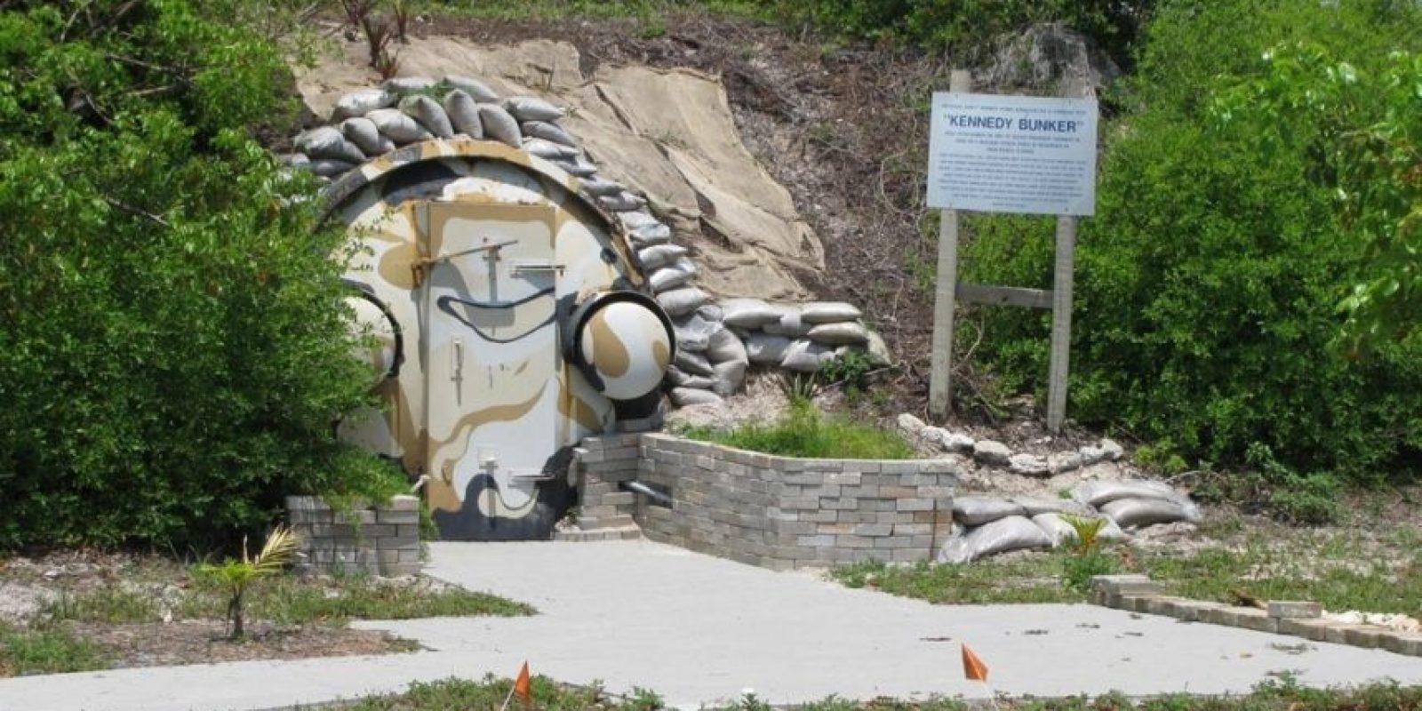 The Kennedy Bunker, Florida Foto:3.bp.blogspot.com