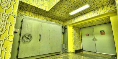 The Greenbrier Bunker, West Virginia Foto:bfhstudios.com