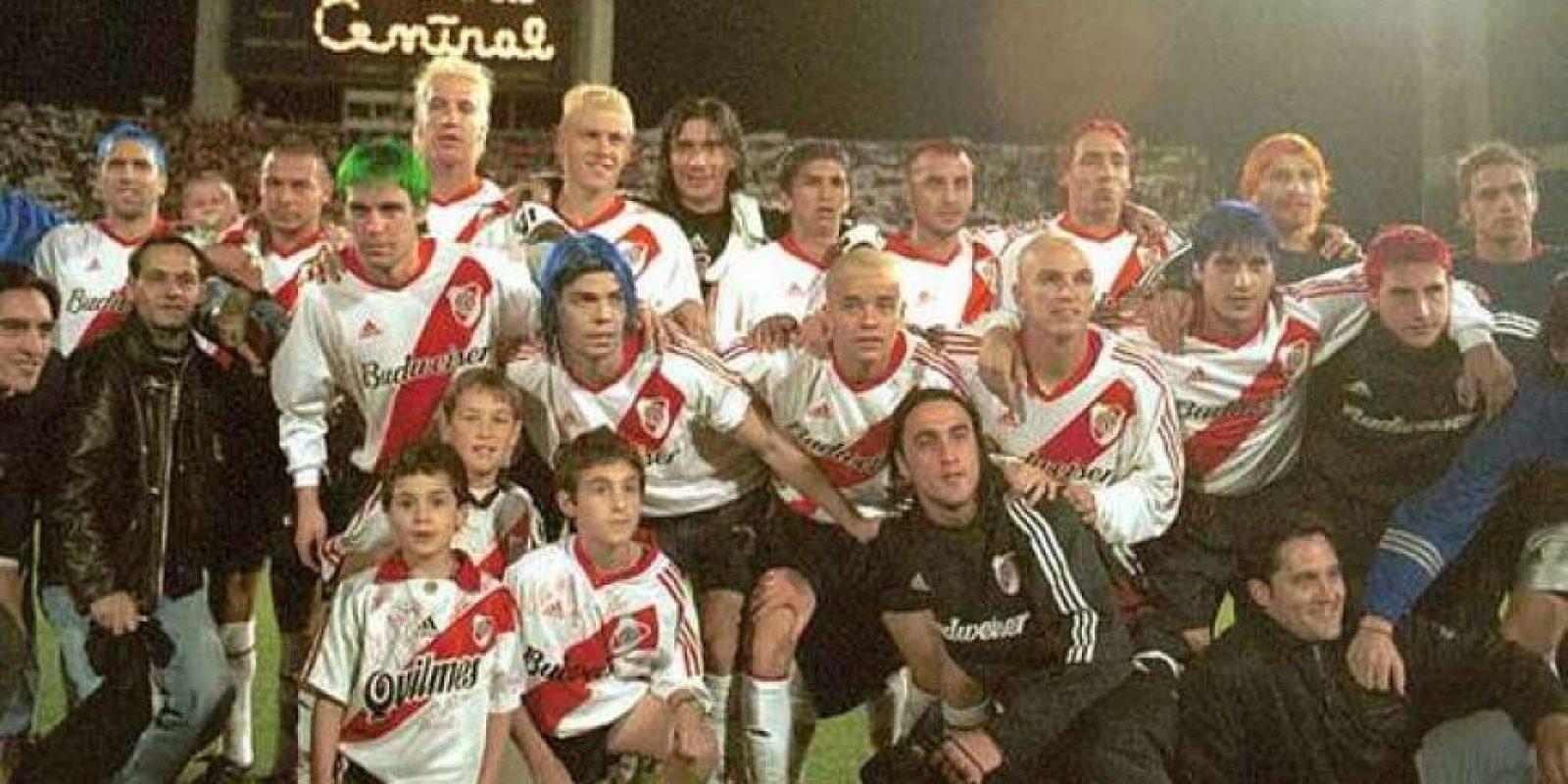 River Plate Foto:Ole