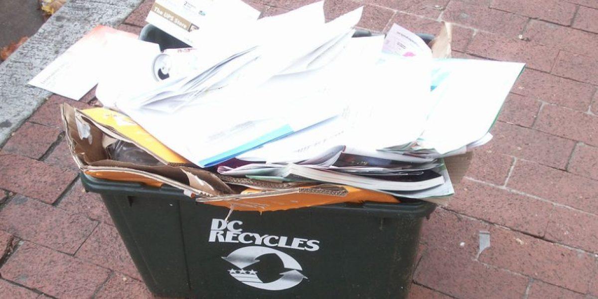 Por decreto, usted deberá separar las basuras en casa