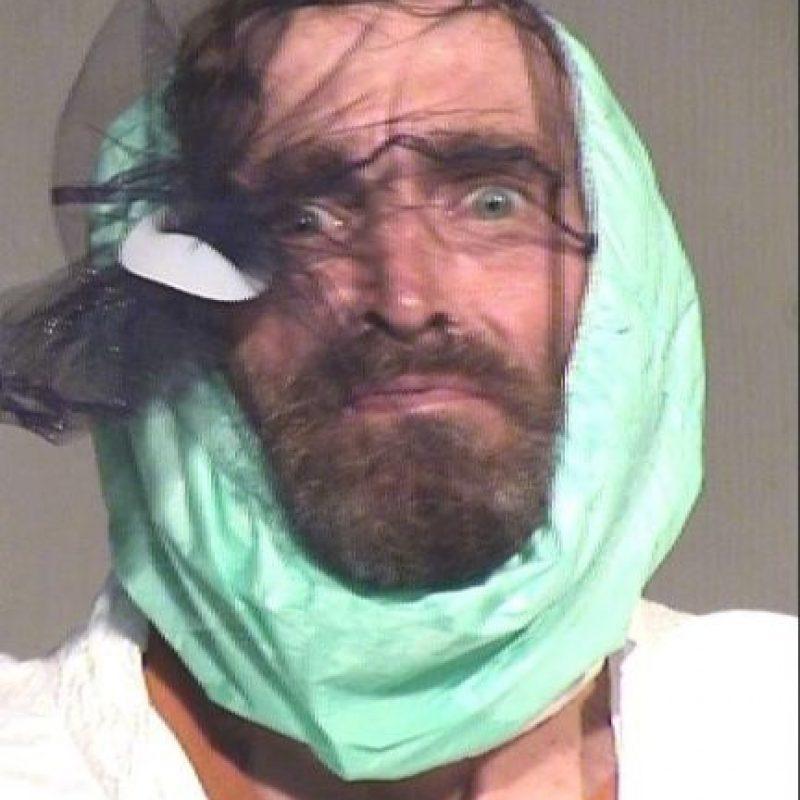 Detenido por posesión de marihuana. Foto:Toppli