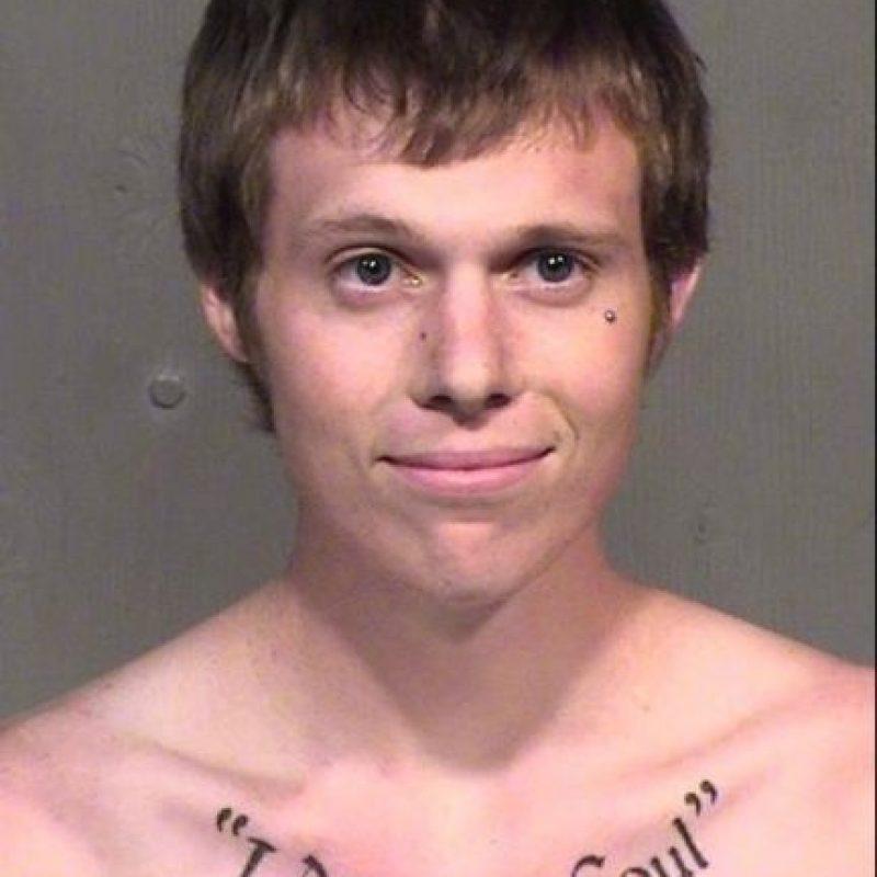 Detenido por robo. Foto:Toppli