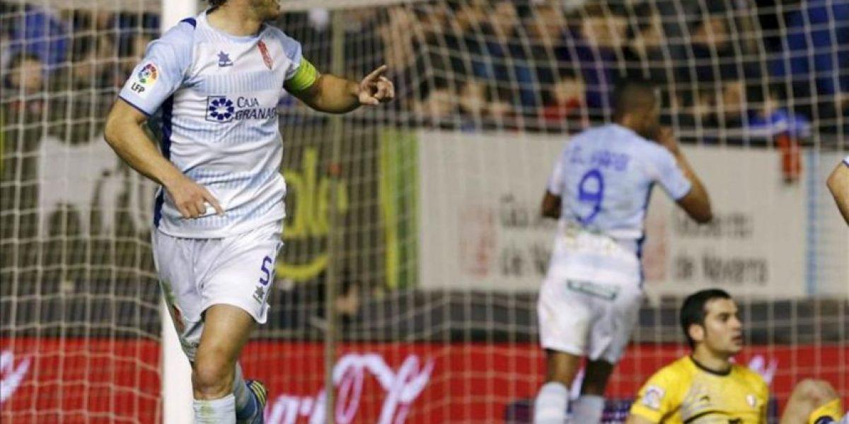 1-2. El Granada remonta y sale del descenso
