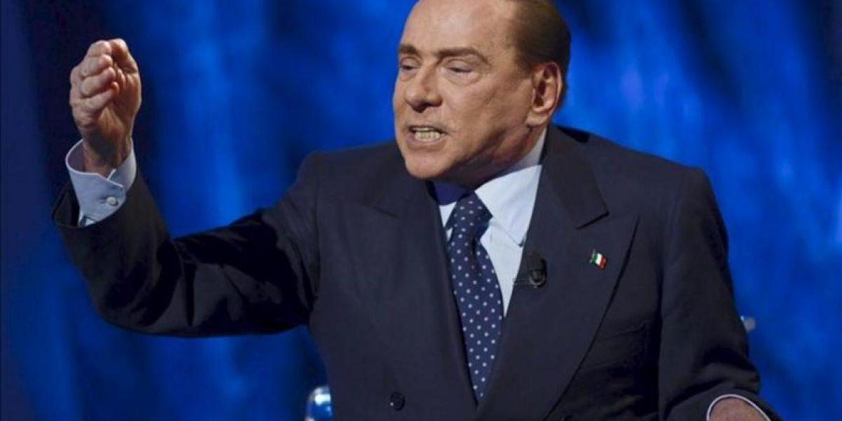 El partido de Berlusconi cierra la puerta a futuras alianzas con Monti