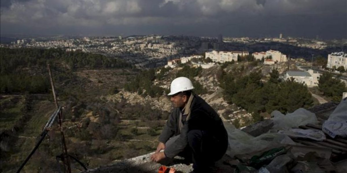Aprueban la edificación de 1.200 casas en una colonia judía en Jerusalén Este
