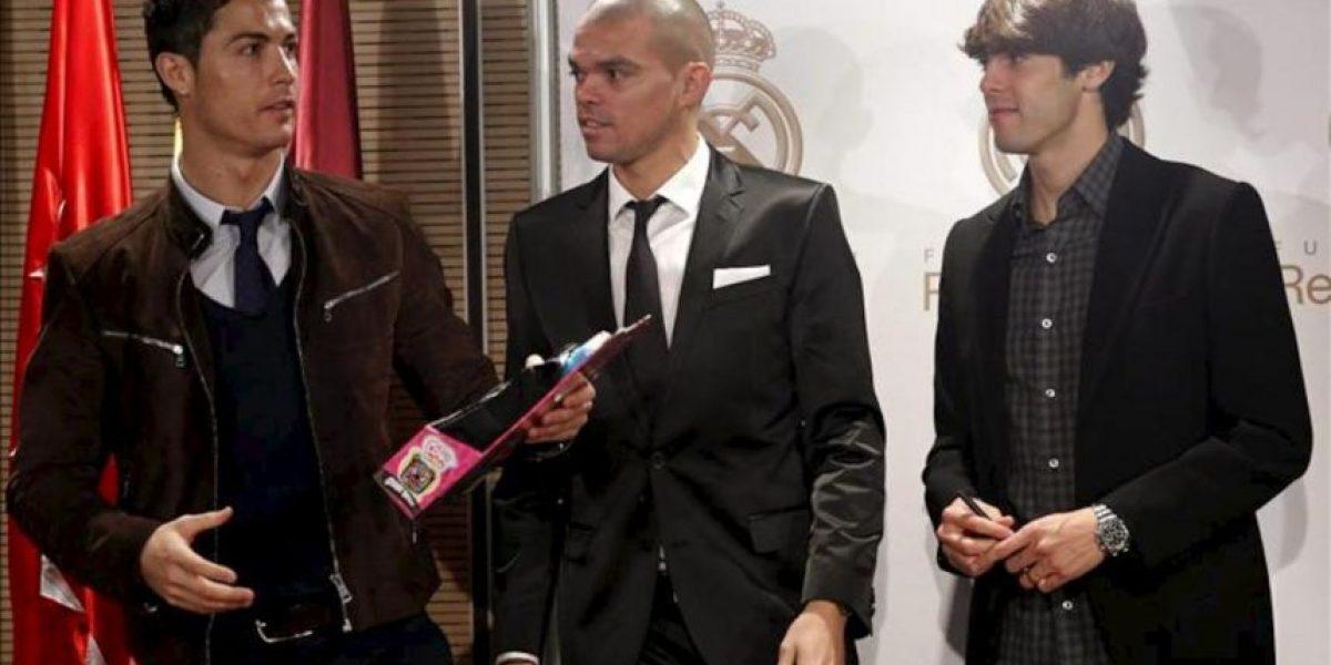Pepe dice que los portugueses del Real Madrid se sienten perseguidos