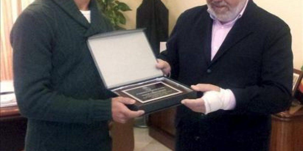Oliver Torres señala a Simeone como artífice de la trayectoria del Atlético