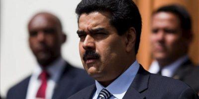El vicepresidente y canciller de Venezuela, Nicolás Maduro. EFE/Archivo