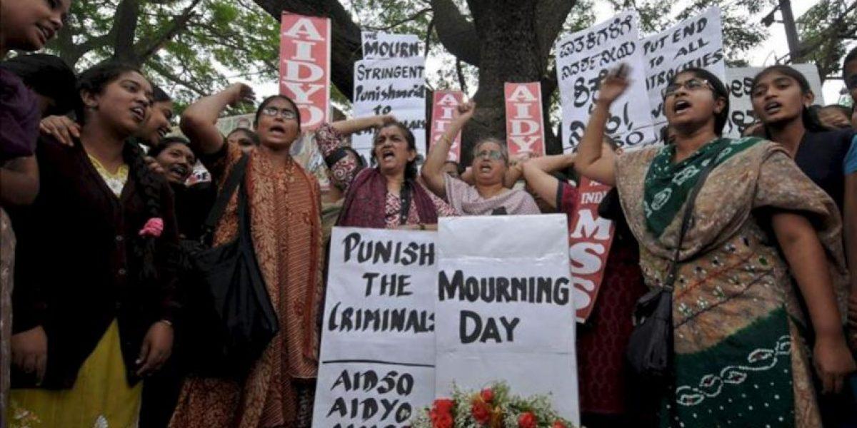 Las autoridades indias aseguran que la muerte de la joven violada no será en vano