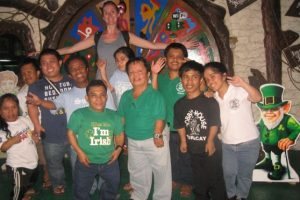La Casa del Hobbit, creada por el profesor Jim Turner, se encuentra en Filipinas y está hecha para gente pequeña. Foto:Dailypix