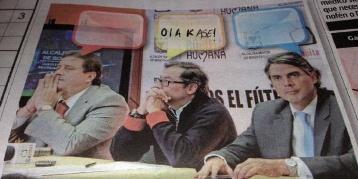 [Meme] De esto hablaron Petro, Felipe Gaitán y César Pastrana, según los lectores