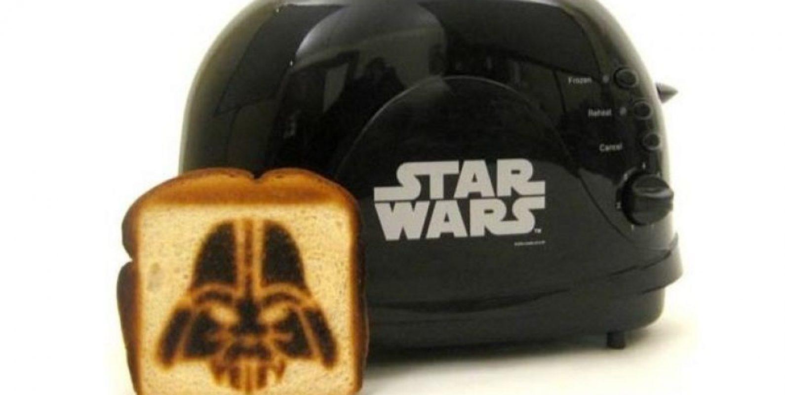 Tostadora de Star Wars Foto:Publimetro México