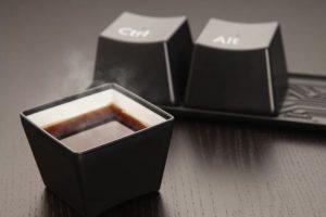 Juego de té de ctr+alt+suprimir Foto:Publimetro México
