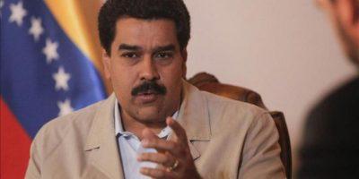 """El vicepresidente de Venezuela, Nicolás Maduro, manifestó que Chávez, que tuvo complicaciones tras ser operado el 11 de diciembre en Cuba, está recibiendo ya """"tratamientos complementarios"""". EFE/Archivo"""
