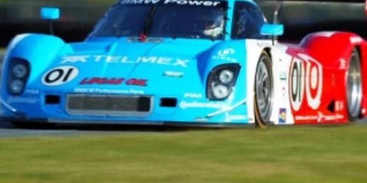 Juan Pablo Montoya, campeón en las 24 horas de Daytona