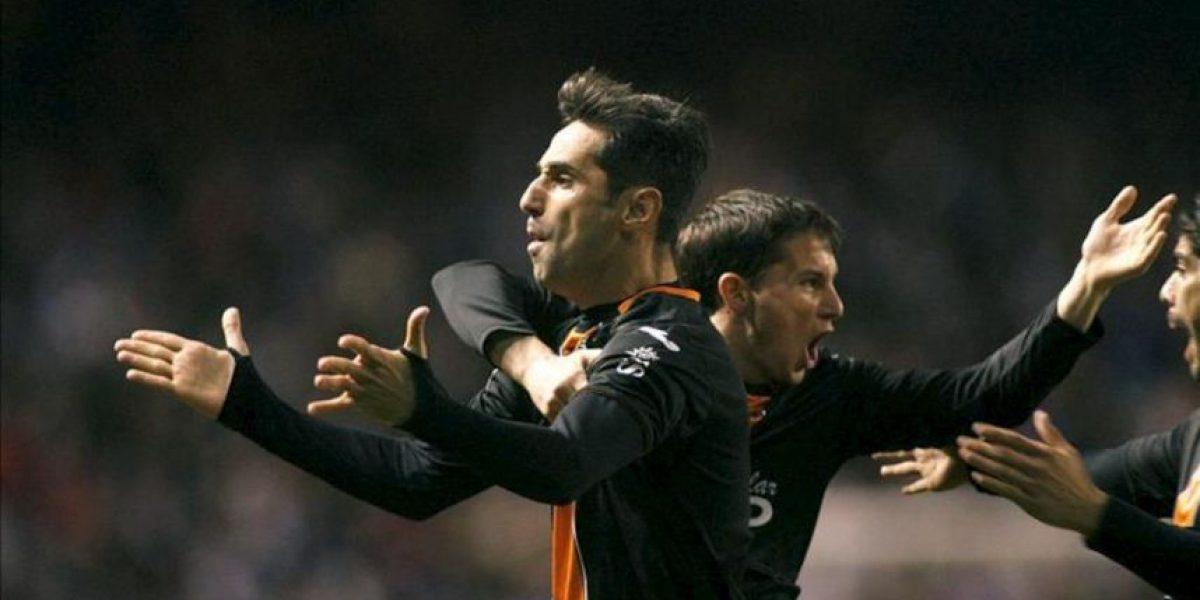 2-3. Ricardo Costa hiere de gravedad al Dépor en la prolongación