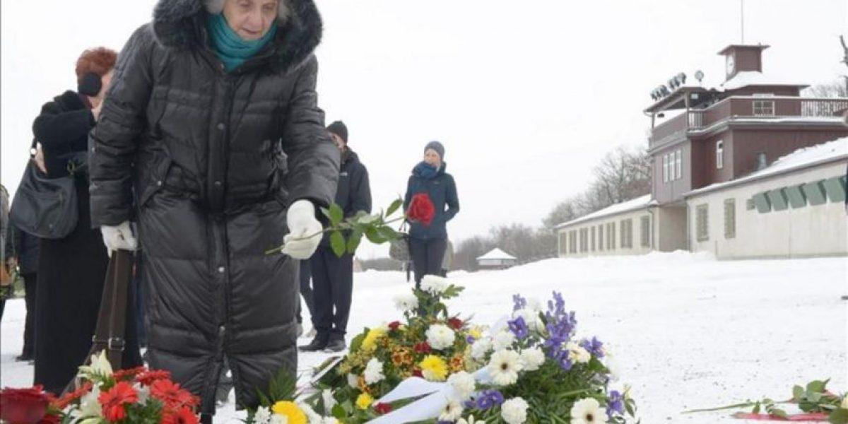 Berlín conmemora el Día de las víctimas del Holocausto