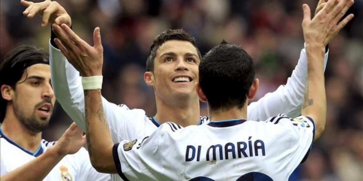 4-0. Cristiano, con tres goles, impone la lógica ante el Getafe