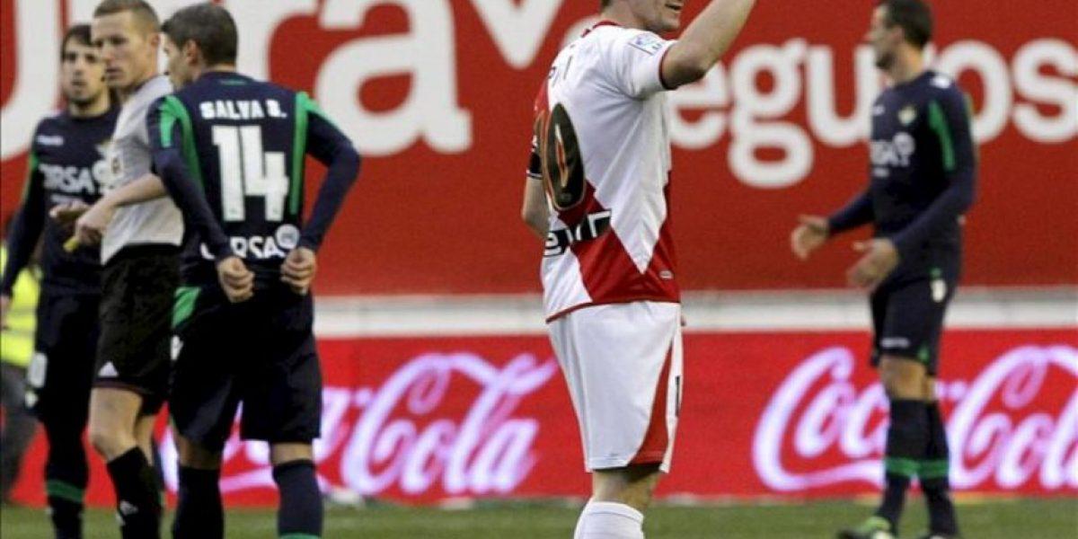 3-0 El Rayo golea al Betis y se ilusiona con Europa