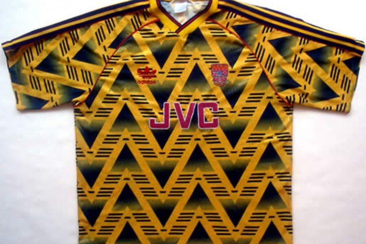 Arsenal 1991 Foto:Ferplei.com