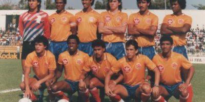Selección Colombia Foto:Bestiario del Balón