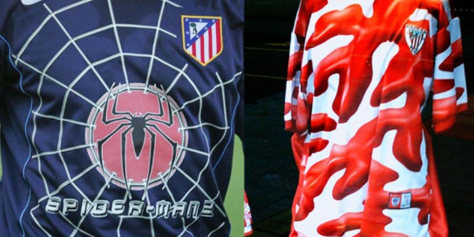 Atlético de Madrid y Athetic de Bilbao Foto:servifutbol.com