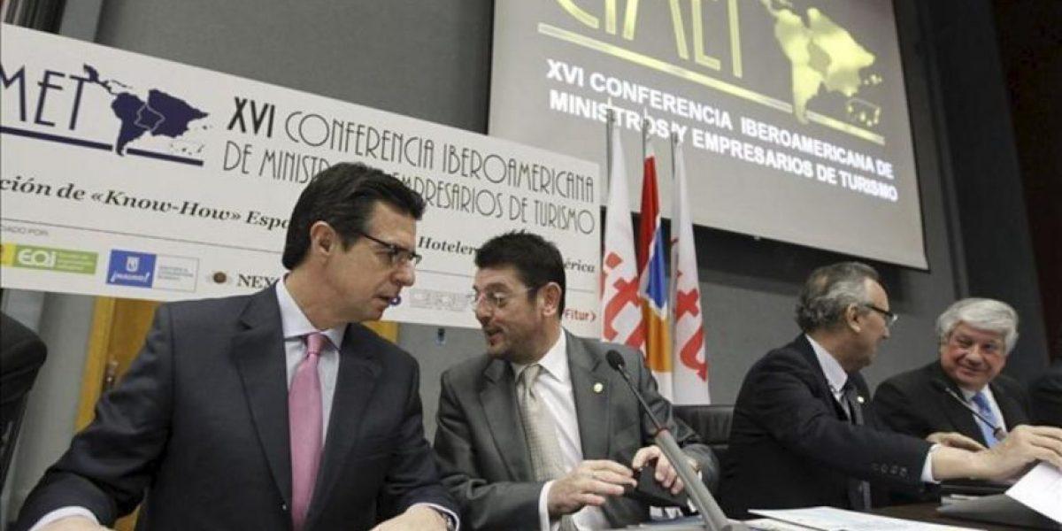 Ministros iberoamericanos ofrecen en España potencial turístico de sus países
