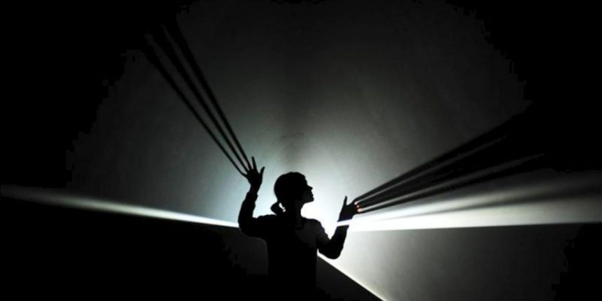 La luz hecha arte protagoniza una exposición en Londres