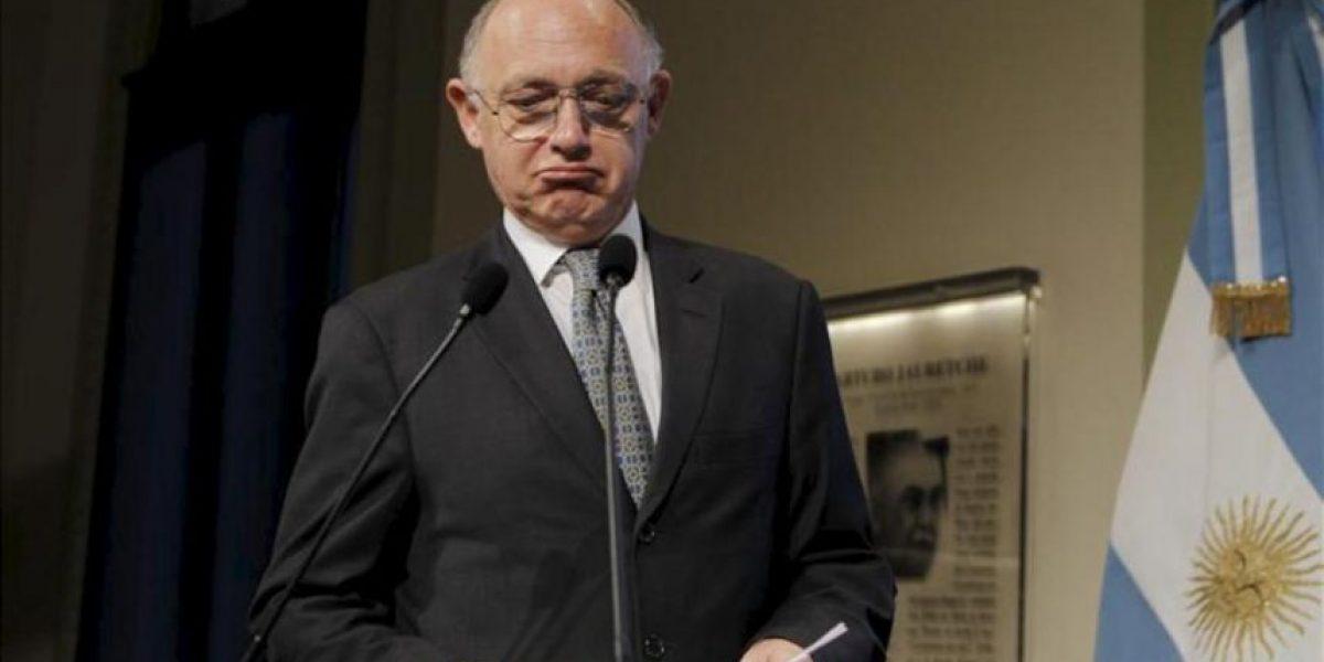 El canciller argentino aclaró a la comunidad judía los alcances del acuerdo con Irán