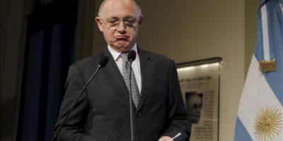 En la imagen, el canciller argentino, Héctor Timerman. EFE/Archivo